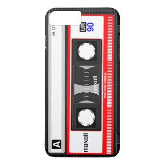 Coque iPhone 8 Plus/7 Plus image de cassette
