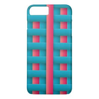 Coque iPhone 8 Plus/7 Plus Image de couleur d'arrière - plan de texture
