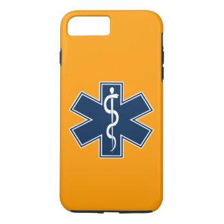 Coque iPhone 8 Plus/7 Plus Infirmier EMT SME