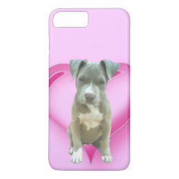 coque iphone 8 pitbull