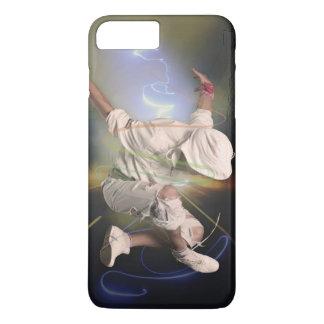 Coque iPhone 8 Plus/7 Plus iPhone d'Apple de danseur 8 Plus/7 plus, à peine