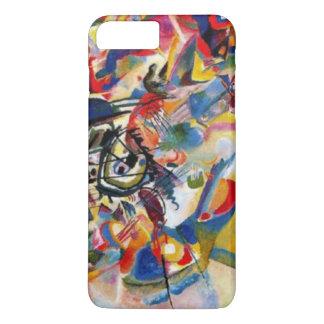 Coque iPhone 8 Plus/7 Plus La composition VII de Kandinsky