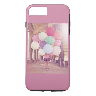 Coque iPhone 8 Plus/7 Plus La fille de ballon