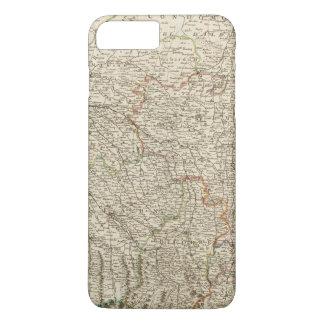 Coque iPhone 8 Plus/7 Plus La France 49