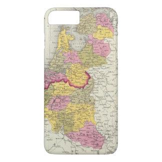 Coque iPhone 8 Plus/7 Plus La Hollande et la Belgique