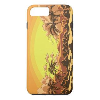 Coque iPhone 8 Plus/7 Plus La plage
