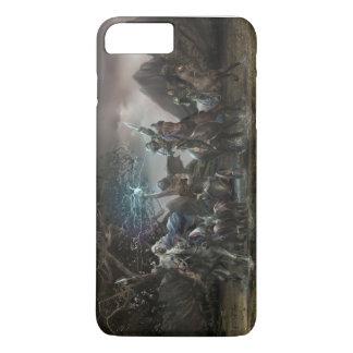 Coque iPhone 8 Plus/7 Plus La route à l'iPhone de Ragnarok plus le cas