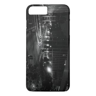 "Coque iPhone 8 Plus/7 Plus ""La ville qui dort"" cas plus de l'iPhone 7"