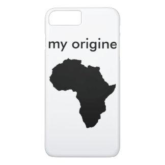 Coque iPhone 8 Plus/7 Plus l'Afrique