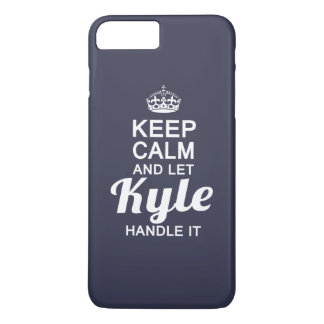 Coque iPhone 8 Plus/7 Plus Laissez Kyle le manipuler !