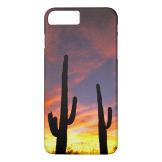 Coque iPhone 8 Plus/7 Plus L'Amérique du Nord, Etats-Unis, Arizona, désert de