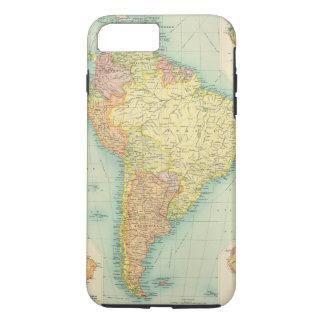 Coque iPhone 8 Plus/7 Plus L'Amérique du Sud politique
