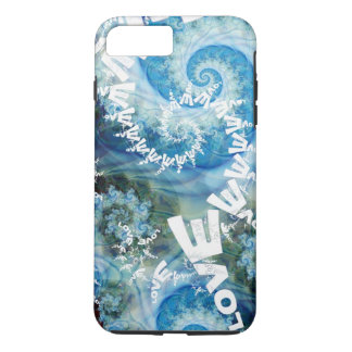 Coque iPhone 8 Plus/7 Plus L'amour circule