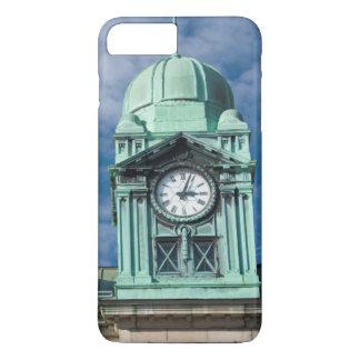 Coque iPhone 8 Plus/7 Plus Le Canada, Québec, Québec. Autorité portuaire