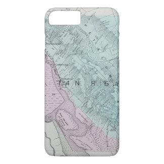 Coque iPhone 8 Plus/7 Plus Le comté de Sonoma, la Californie 23 2