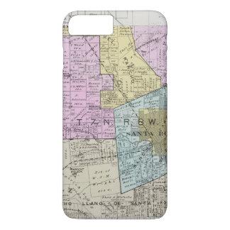 Coque iPhone 8 Plus/7 Plus Le comté de Sonoma, la Californie 27