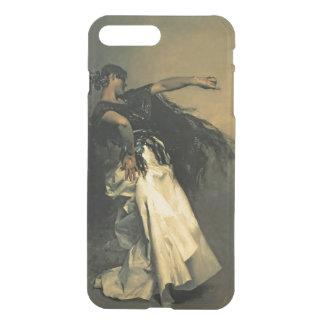 """Coque iPhone 8 Plus/7 Plus Le danseur espagnol, étude pour le """"EL Jaleo"""","""