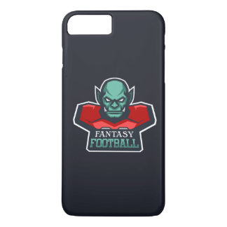 Coque iPhone 8 Plus/7 Plus Le football d'imaginaire