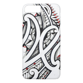 coque iphone 8 polynesien