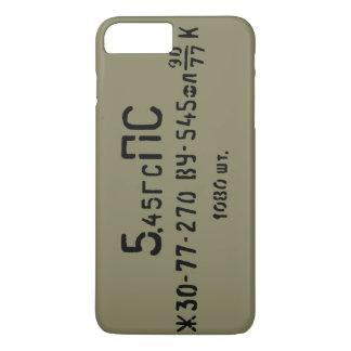 Coque iPhone 8 Plus/7 Plus Le Spam de munitions d'AK-74 5.45X39 peut