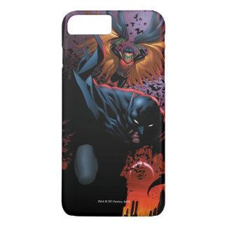 Coque iPhone 8 Plus/7 Plus Les nouveaux 52 - Batman et Robin #1