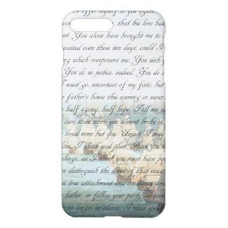 Coque iPhone 8 Plus/7 Plus Lettre de persuasion