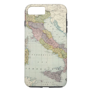 Coque iPhone 8 Plus/7 Plus L'Italie 26
