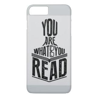 Coque iPhone 8 Plus/7 Plus livre