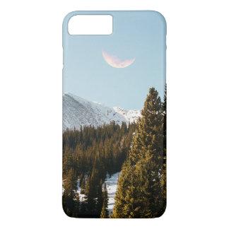 Coque iPhone 8 Plus/7 Plus Lune de lumière du jour