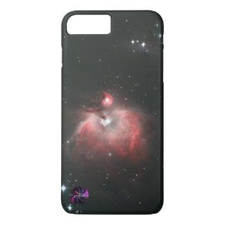 Coque iPhone 8 Plus/7 Plus M42 originaux - Image de nébuleuse d'Orion -