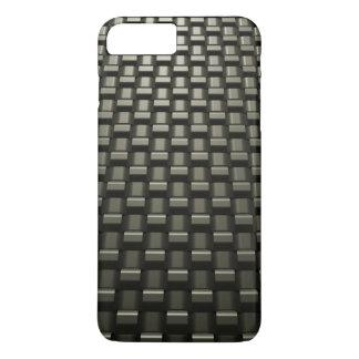Coque iPhone 8 Plus/7 Plus Metal l'obscurité plus de bronze industriel de cas