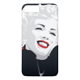 Coque iPhone 8 Plus/7 Plus Miki Marilyn