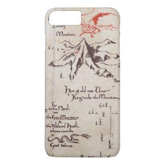 Coque iPhone 8 Plus/7 Plus Montagne isolée