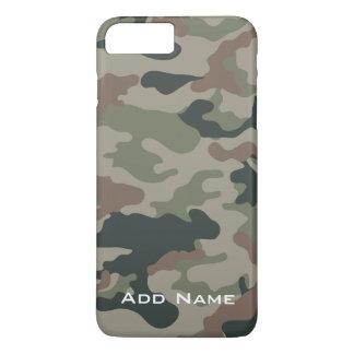 Coque iPhone 8 Plus/7 Plus Motif de Camo pour des chasseurs ou militaires