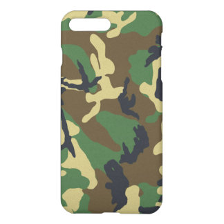 Coque iPhone 8 Plus/7 Plus Motif de camouflage