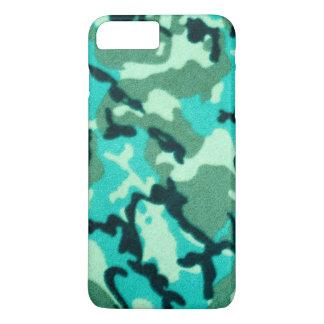 Coque iPhone 8 Plus/7 Plus Motif de camouflage d'armée