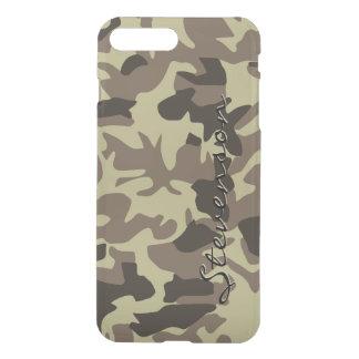 Coque iPhone 8 Plus/7 Plus Motif personnalisé de Camo de camouflage