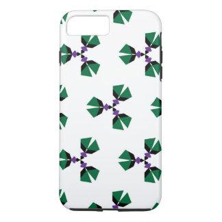 Coque iPhone 8 Plus/7 Plus Motif sans couture de vecteur dans le style des