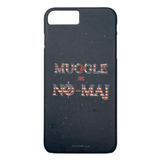 Coque iPhone 8 Plus/7 Plus Muggle = NO--Commandant