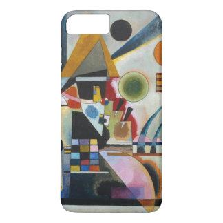 Coque iPhone 8 Plus/7 Plus Oscillation abstraite de la peinture de Kandinsky