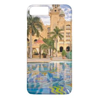 Coque iPhone 8 Plus/7 Plus Palais de l'hôtel et de la piscine perdus 2 de