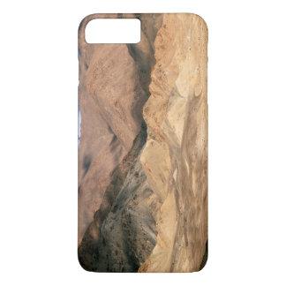 Coque iPhone 8 Plus/7 Plus Paysage froid de désert, Ladakh