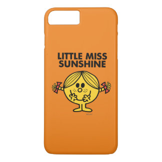 Coque iPhone 8 Plus/7 Plus Petite Mlle Sunshine   drôle et couvert de taches