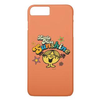 Coque iPhone 8 Plus/7 Plus Petites étoiles et fleurs de Mlle Sunshine  