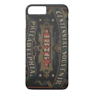 Coque iPhone 8 Plus/7 Plus Philadelphie Pennsylvanie 1876