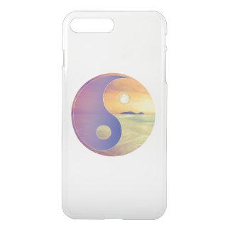Coque iPhone 8 Plus/7 Plus Plage de Yin Yang