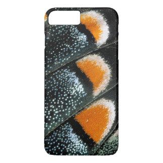 Coque iPhone 8 Plus/7 Plus Plan rapproché d'aile de papillon