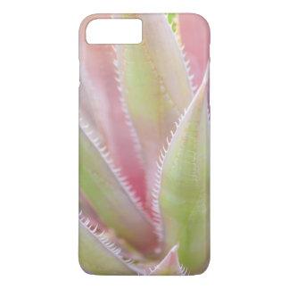 Coque iPhone 8 Plus/7 Plus Plan rapproché de plante de yucca