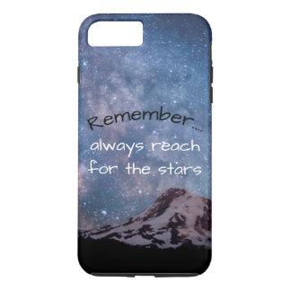 Coque iPhone 8 Plus/7 Plus Portée pour les étoiles