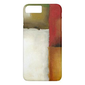 Coque iPhone 8 Plus/7 Plus Quatre rectangles colorés par Chariklia Zarris
